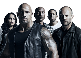 Online Movie Tickets : Review The Fate of the Furious (2017)