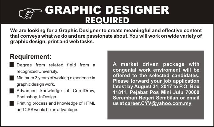 Designer Ads