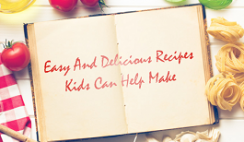 Easy Kids Recipes small
