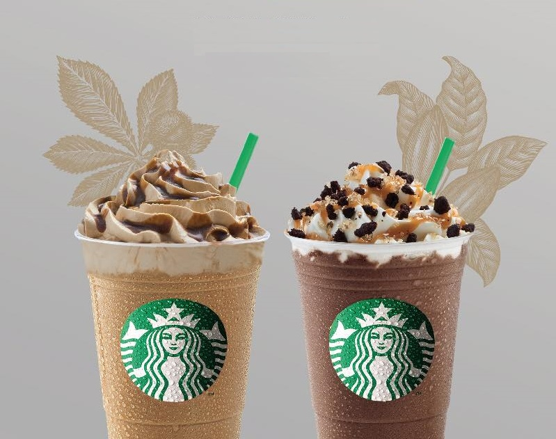 Starbucks Malaysia handcrafted beverage
