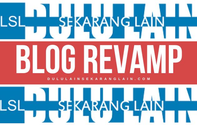 Blog Revamp