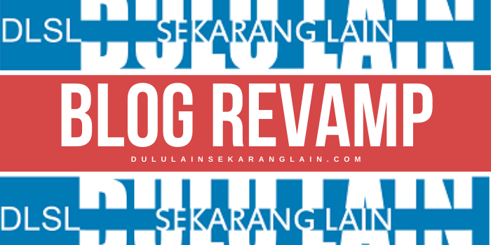Blog Revamp